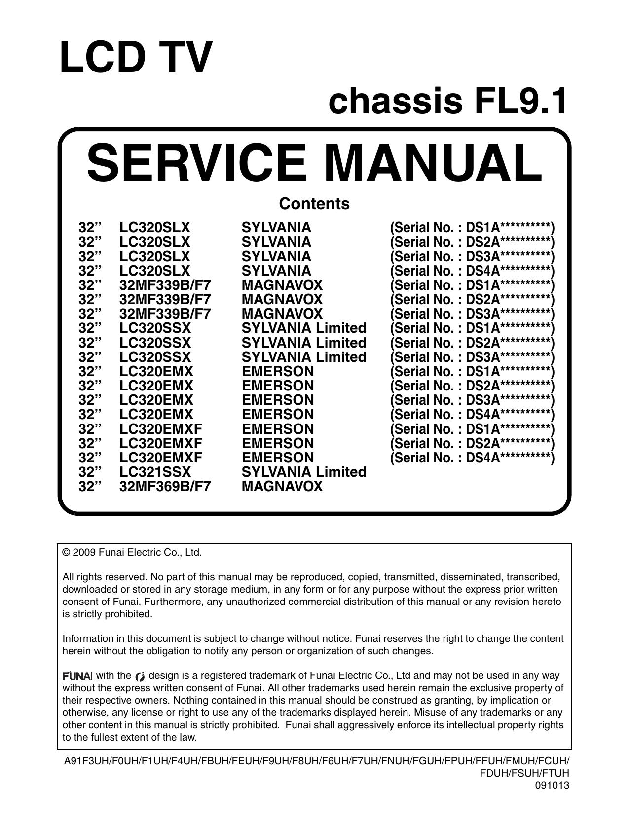 SERVICE MANUAL - Encomp Parts | manualzz.com on