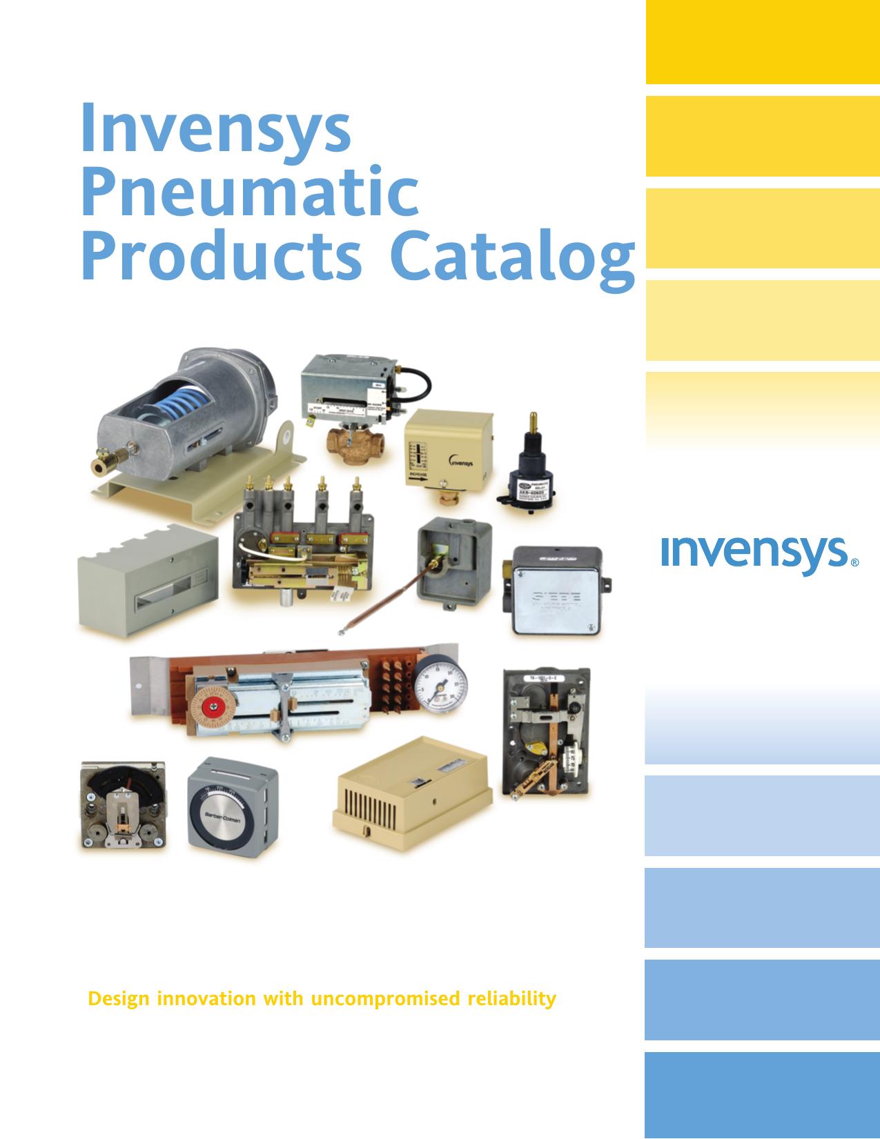 Pneumatic Thermostat Capp 192-208