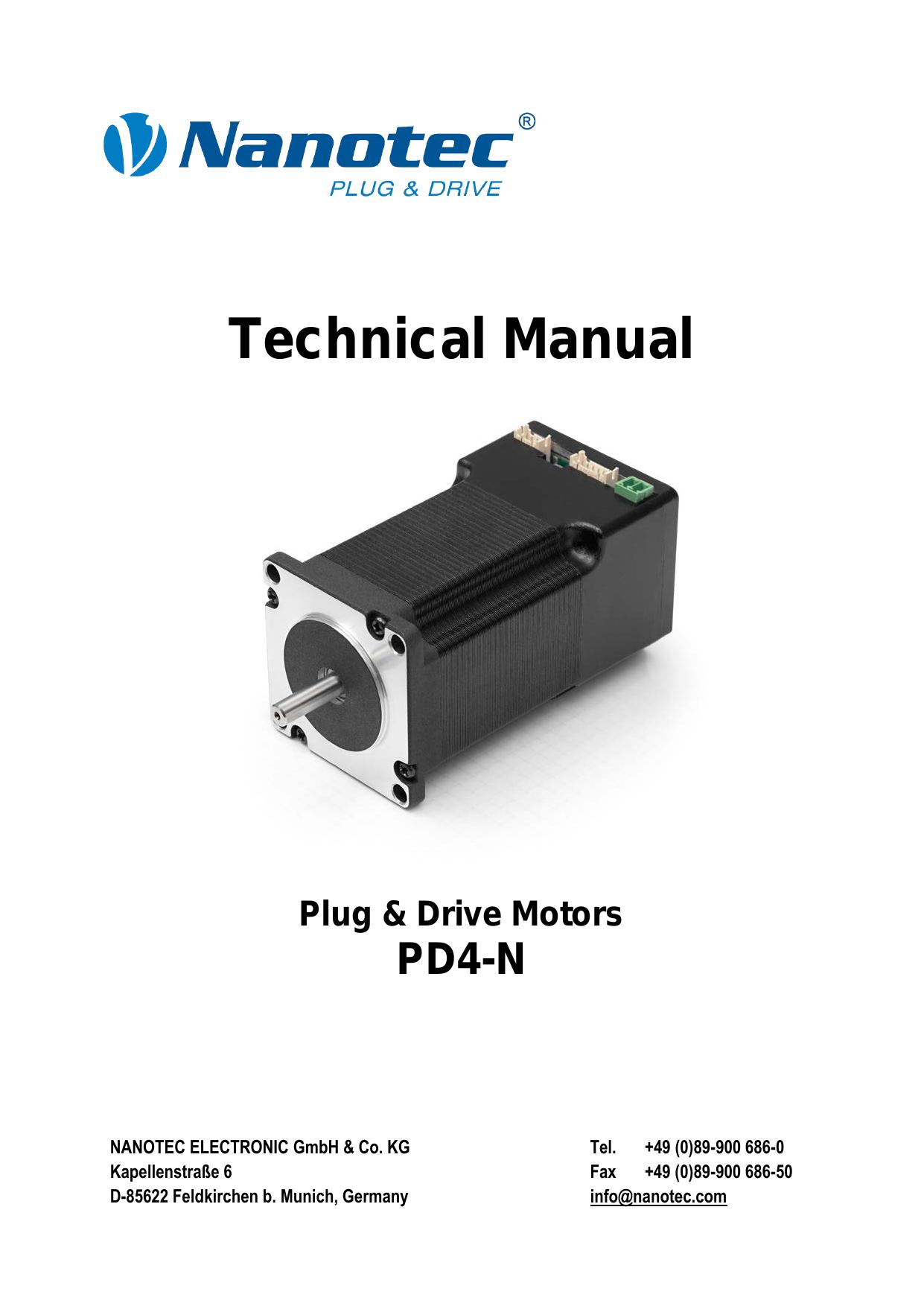 PD4-N Technical Manual V1.5 | manualzz.com on