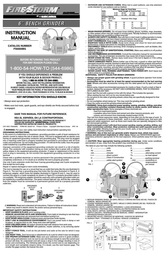 Awesome Black Decker Fire Storm 622351 00 User Manual Manualzz Com Machost Co Dining Chair Design Ideas Machostcouk