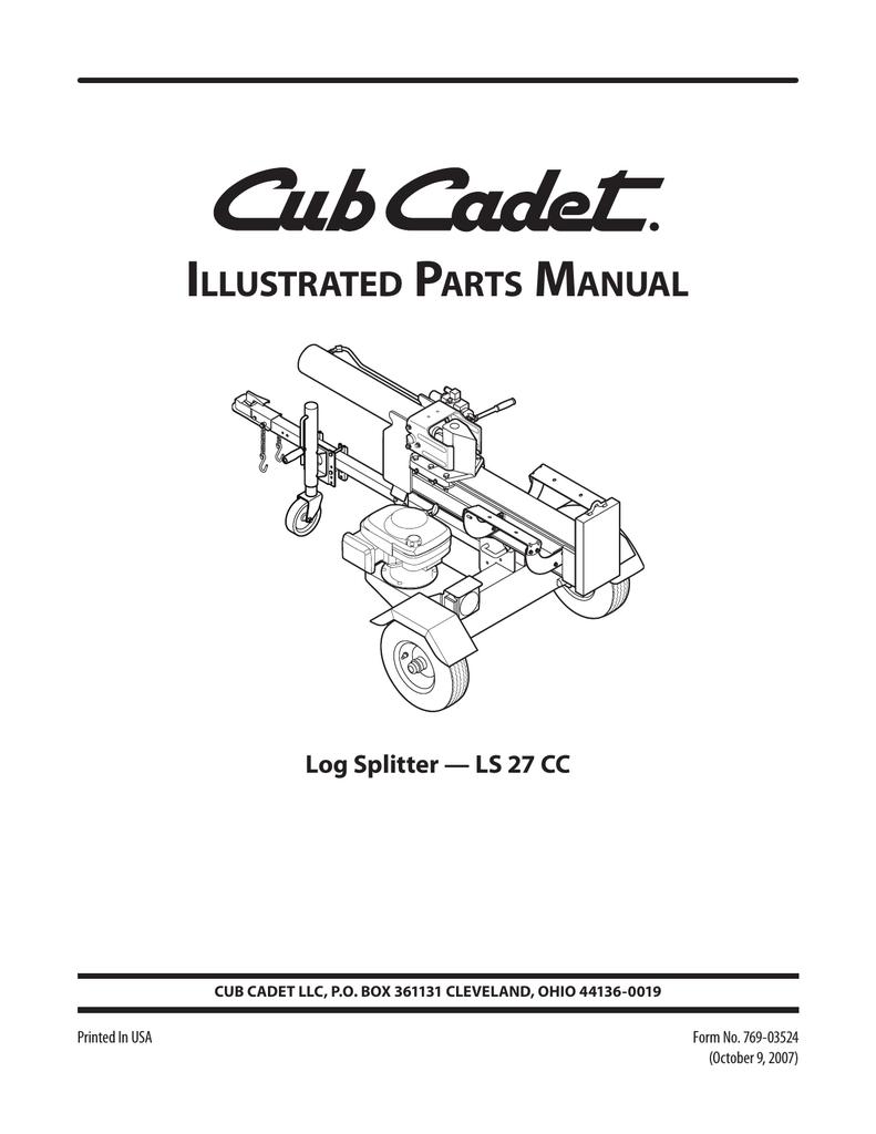 34 Cub Cadet Cc 760 Parts Diagram