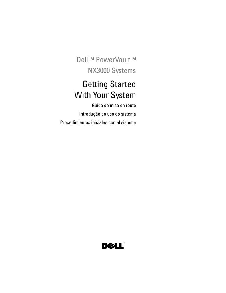 Dell PowerVault G225N Manual do usuário   manualzz com