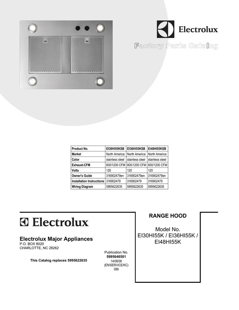 Charlotte Wire Diagram Wiring Diagrams Business Electrolux Ei36hi55ks Manualzz Com
