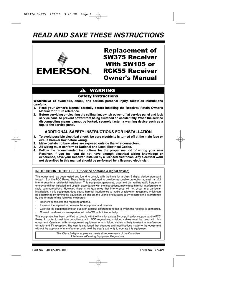 Motor Wiring Diagram Also Basic Ac Wiring Diagrams On Emerson Fan