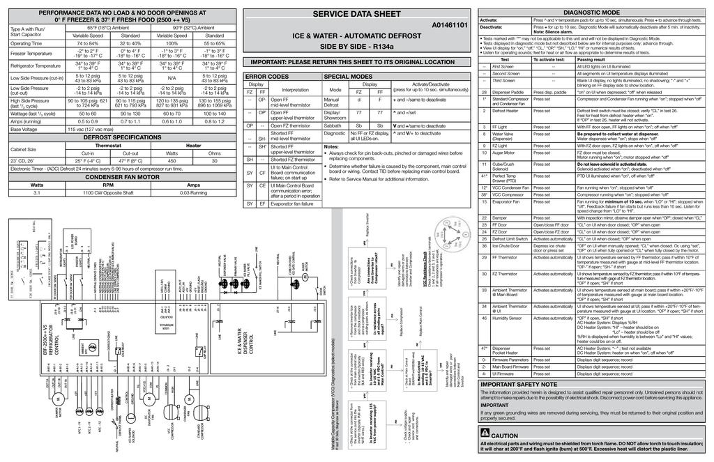 frigidaire valve wiring diagram frigidaire fghc2331pf wiring diagram manualzz  frigidaire fghc2331pf wiring diagram