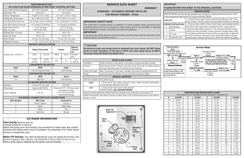 Frigidaire FGTR1845QE Wiring diagram   manualzz.com