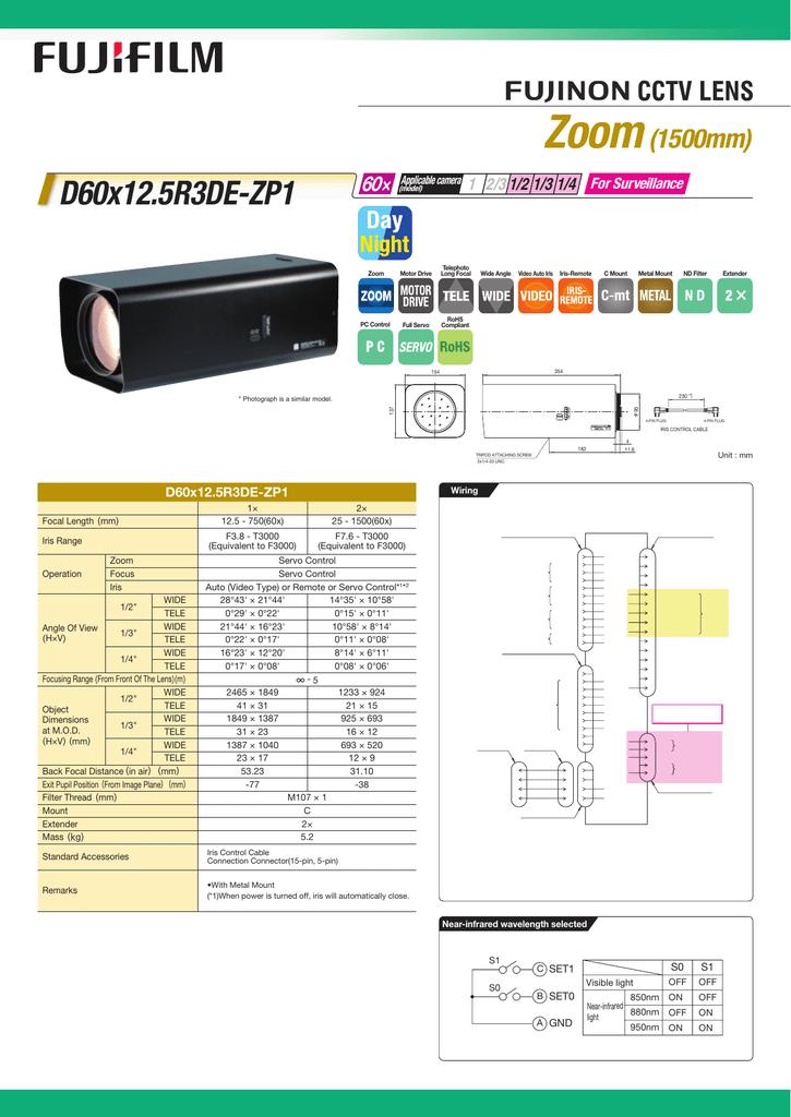 Fujifilm D60X12 5R3DE-ZP1 User's Manual | manualzz com