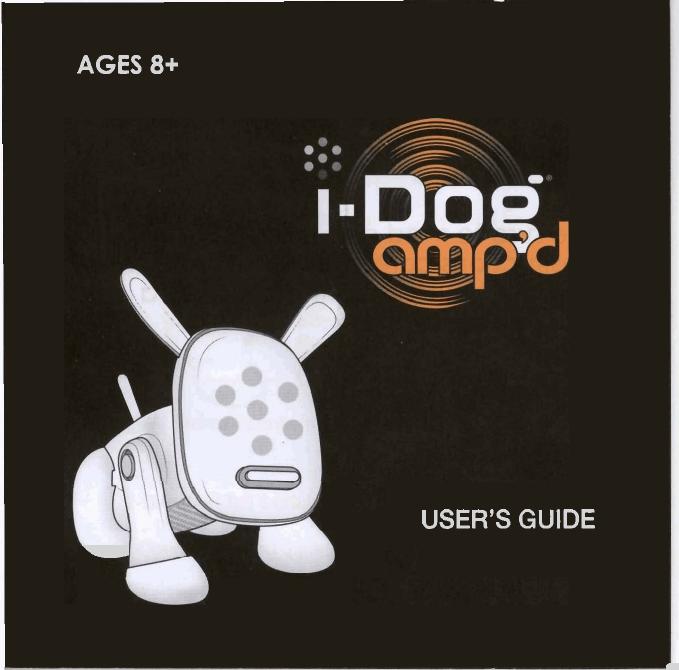 Hasbro I Dog Ampd Users Manual Manualzz