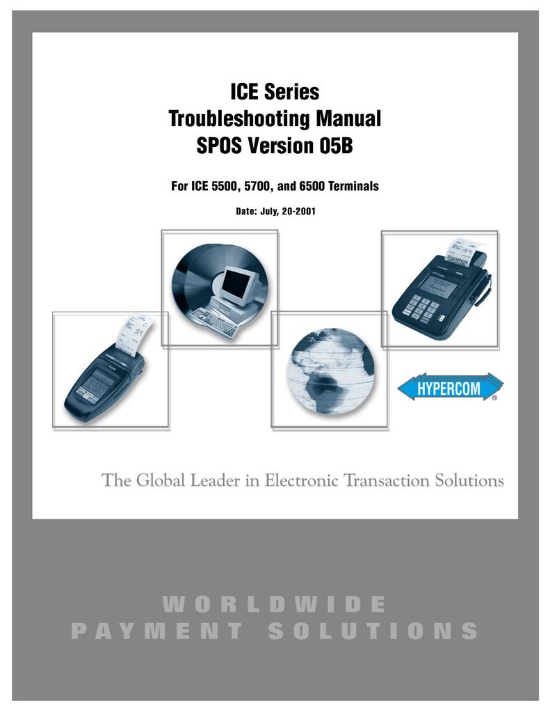 Hypercom ice 5000 download user guide for free 444be | manual. Guru.