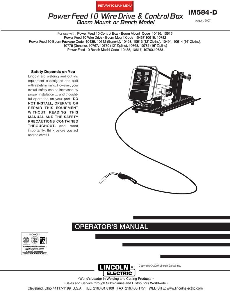 28 Lincoln Mig Welder Parts Diagram - Wiring Database 2020