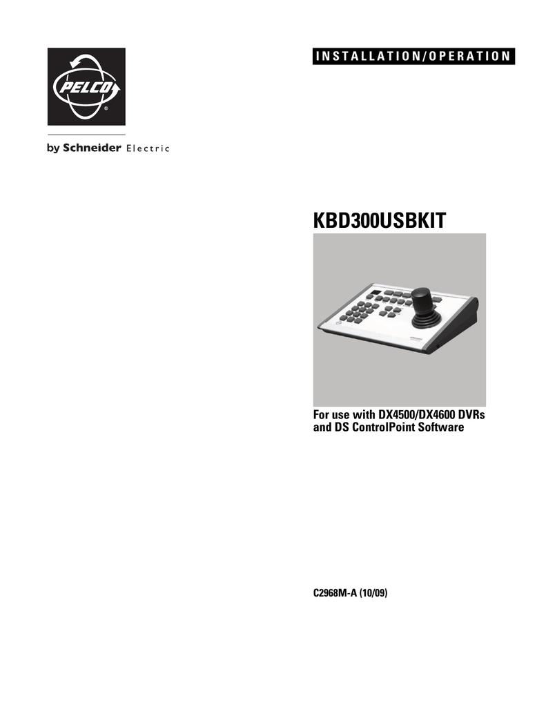 pelco dvr c2968m a user s manual manualzz com rh manualzz com User Manual PDF pelco dx4500 installation manual