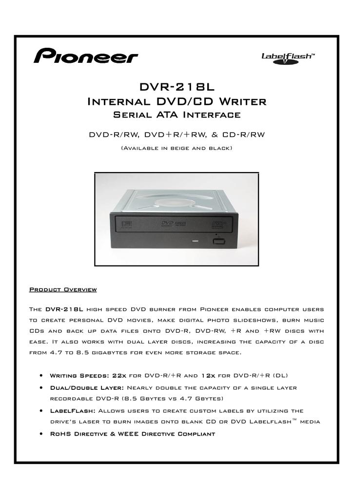PIONEER DVD RW DVR K17LF ATA DEVICE WINDOWS 7 DRIVER DOWNLOAD