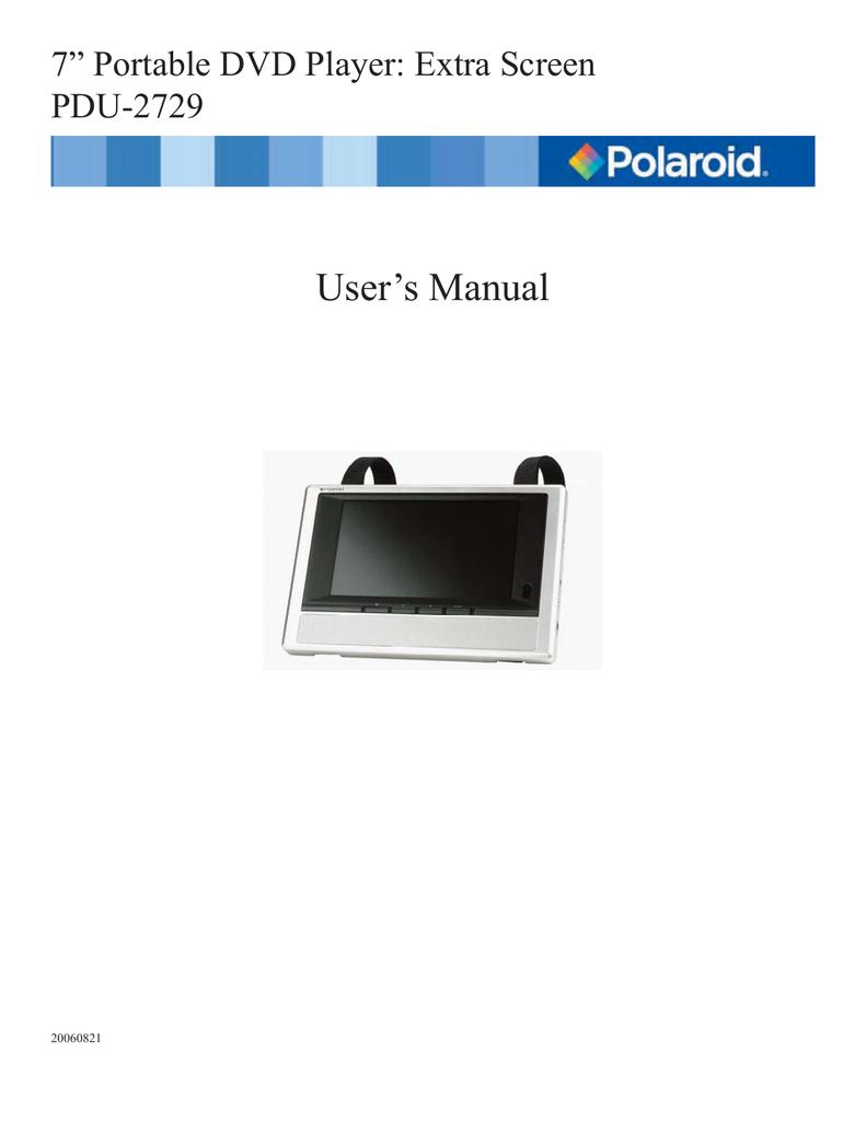 POLAROID PDC 301 TREIBER WINDOWS 8