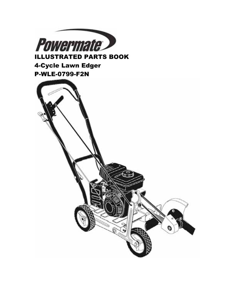 powermate p wle 0799 f2n parts list manualzz com rh manualzz com Powermate Edger Sales Powermate Edger King Pro