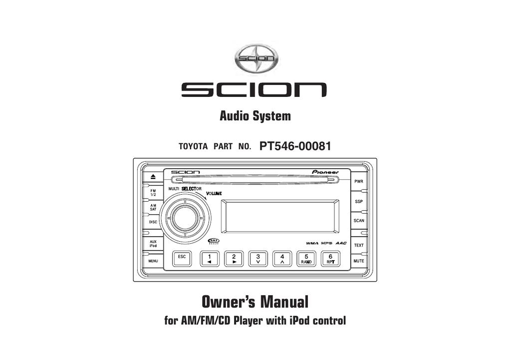 tc 2012 scion pt546 wiring diagram scion pt546 00081 user s manual manualzz  scion pt546 00081 user s manual manualzz