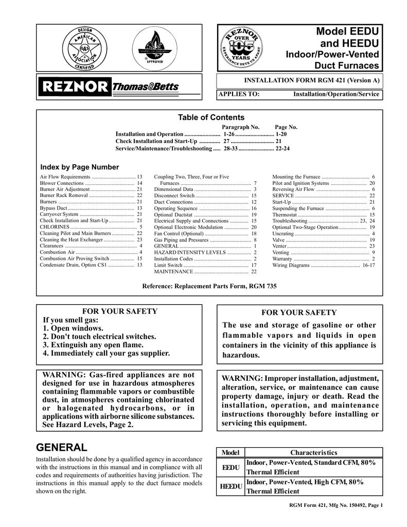 Thomas & Betts EEDU User's Manual   manualzz com