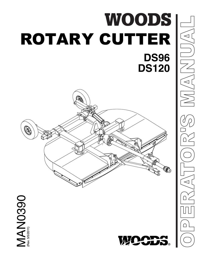 Woods Equipment DS96 User's Manual | manualzz com