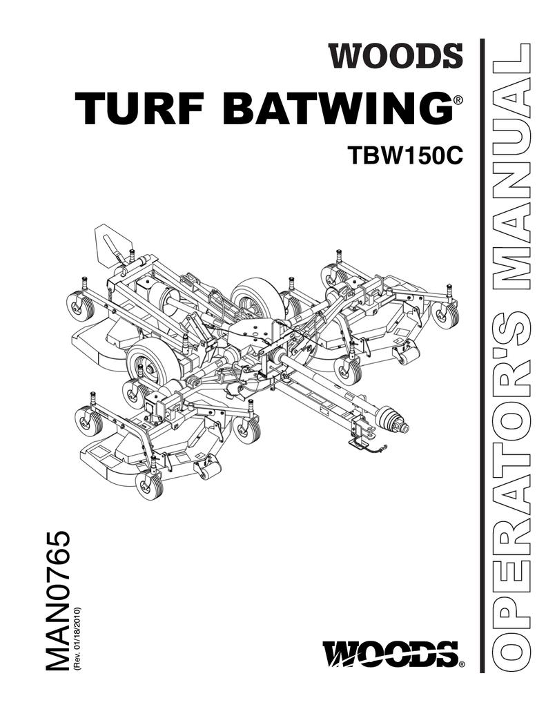 Woods Equipment TBW150C User's Manual | manualzz com