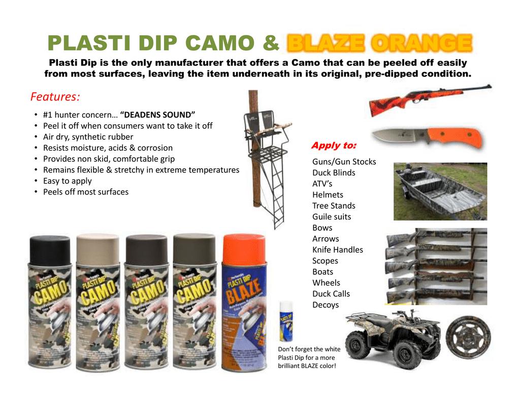 Plasti Dip 11215-6 Use and Care Manual   manualzz com