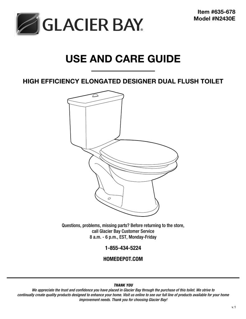 Glacier Bay N2430e Blk Installation Guide Manualzz
