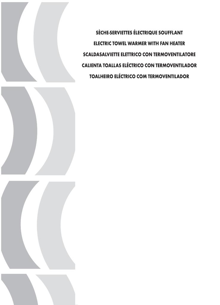 Instructions Radiateur électrique Mode Demploi Electric