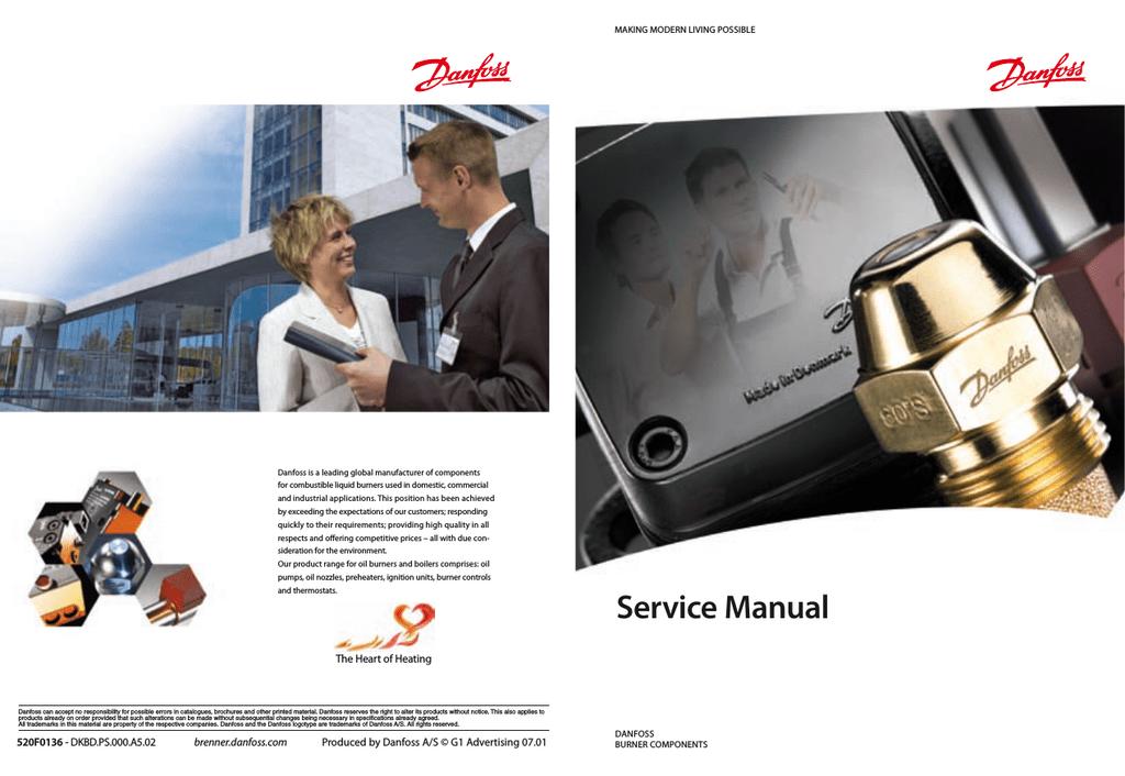 Danfoss hand book - DKBDPS000A502   manualzz com