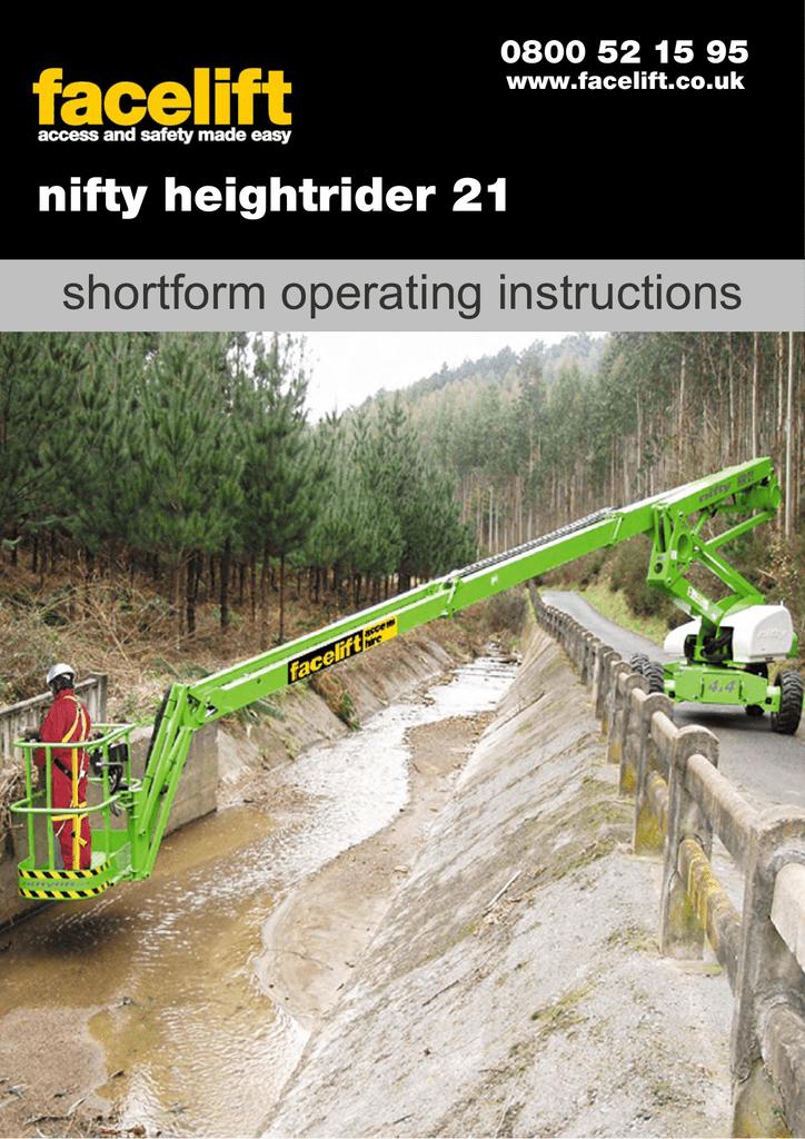 HR21 Operators Manual | manualzz com