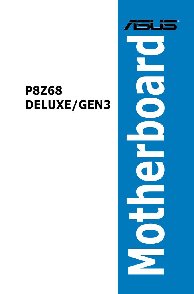 Asus P8Z68 DELUXE/GEN3 JMB36X Driver (2019)