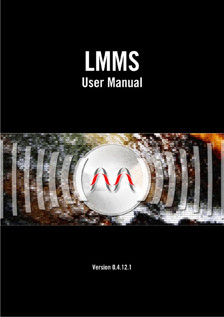 LMMS User Manual | manualzz com