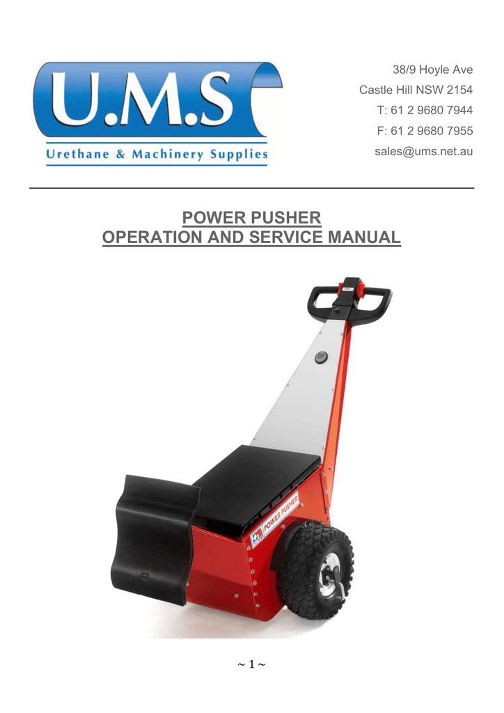 Super power pusher|material handling|nu-star | powerpusher. Com.