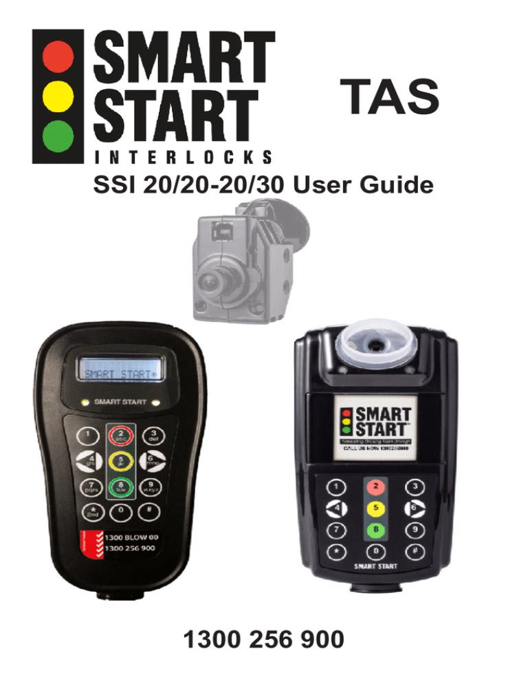 Ssi 20  20 30 User Guide 1300 256 900