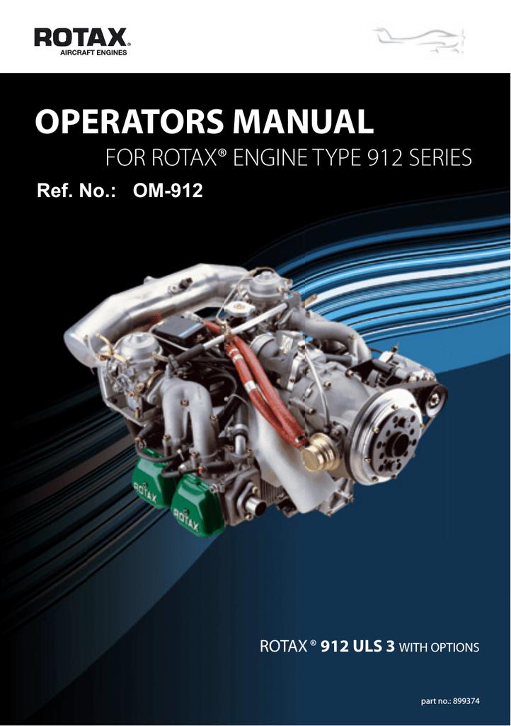 912ULS Operators Manual
