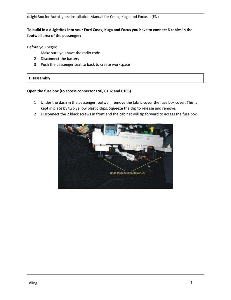 Installation Manual   manualzz.com on filter box cover, dead rising 3 box cover, spyro the dragon box cover, the last of us box cover, mario kart 8 box cover, tomb raider box cover, bloodborne box cover, frame box cover, power box cover, assassin's creed unity box cover, breaker box cover, deadpool box cover, transformer box cover, dark souls box cover, gasket box cover, sunset overdrive box cover, far cry 4 box cover, battery cover, washer box cover, electrical conduit box cover,