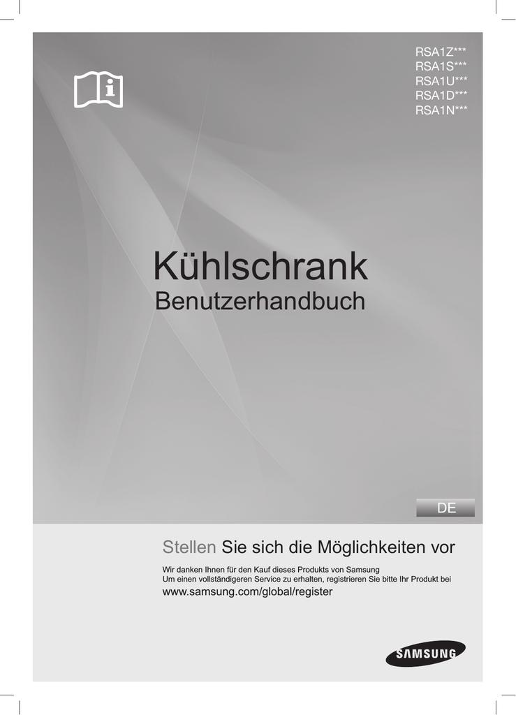 Samsung RSA1ZHPE Benutzerhandbuch | manualzz.com