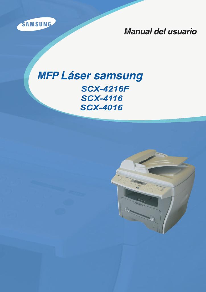 SAMSUNG SCX-4116 SCANNER TREIBER WINDOWS 7