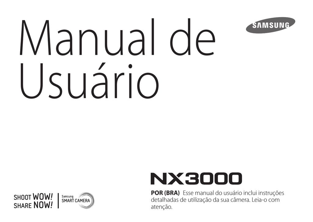 Samsung NX3000 manual do usuário   manualzz com