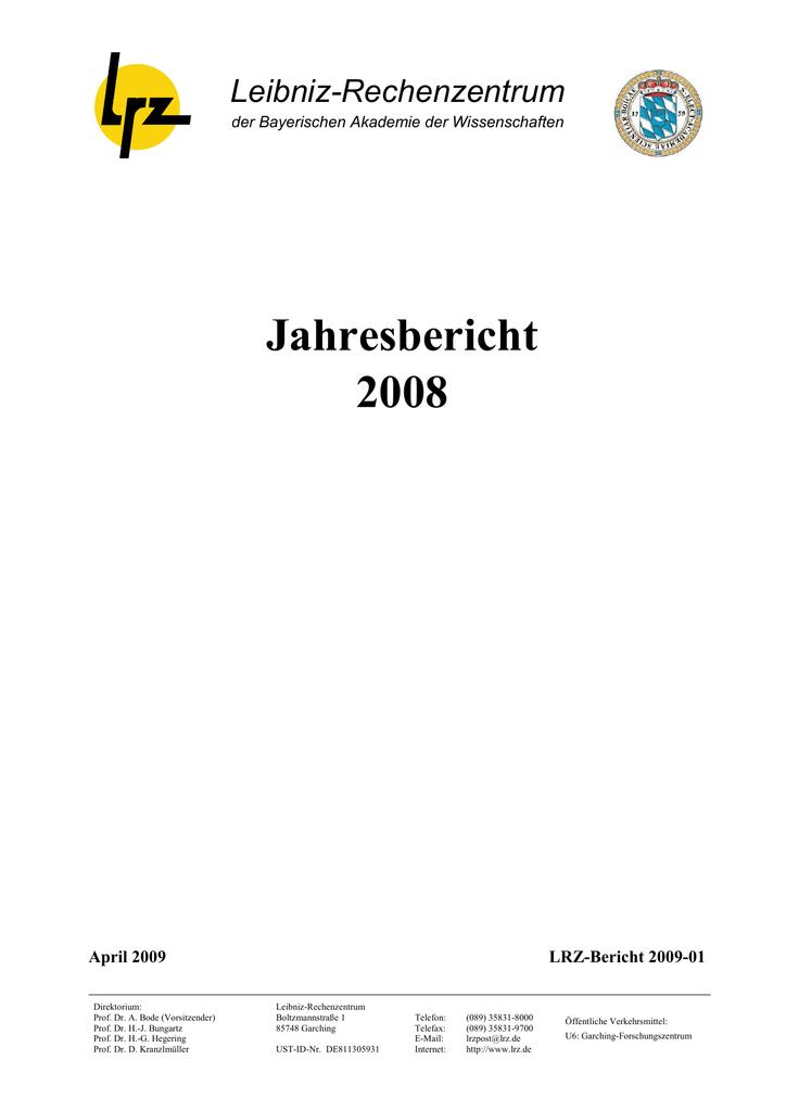 2008 - LRZ | manualzz.com