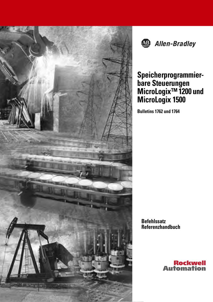 Befehlssatz Referenzhandbuch | manualzz.com