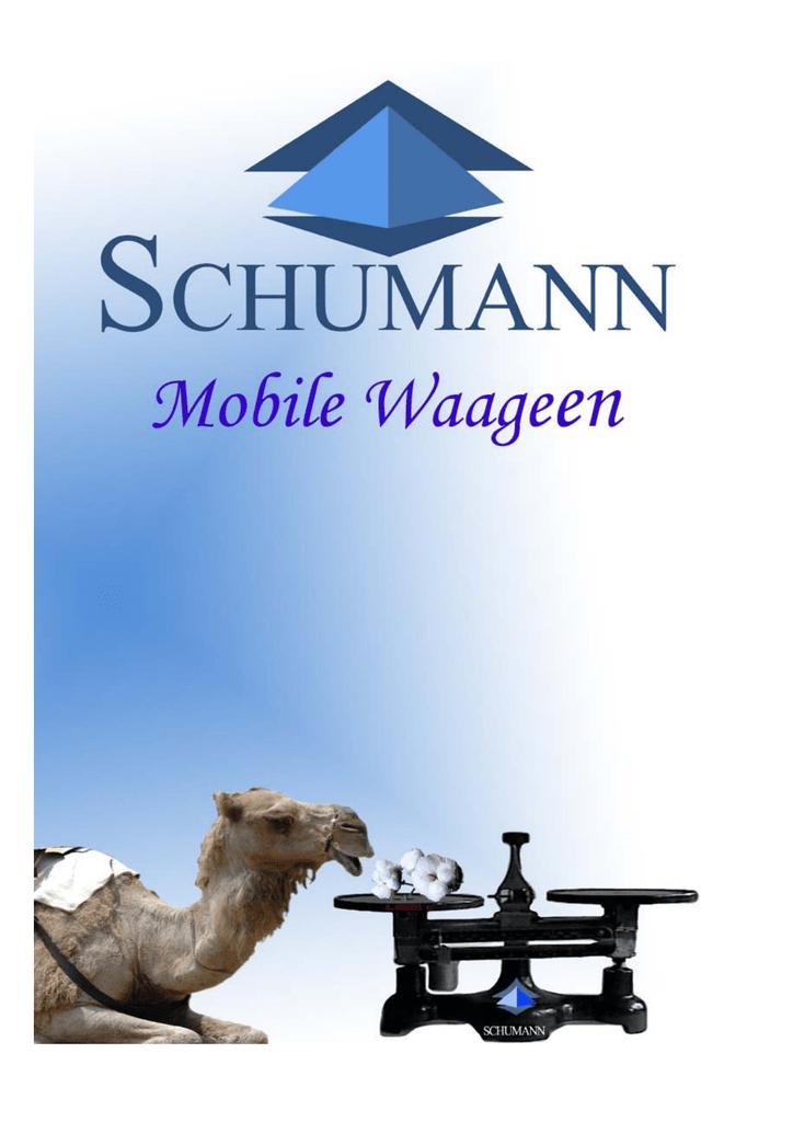 Prospekt Mobile Waagen Manualzzcom