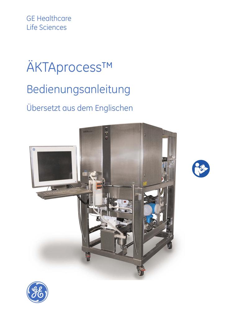 ÄKTAprocess™ - GE Healthcare Life Sciences | manualzz.com