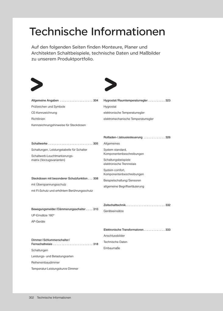 Technische Informationen | manualzz.com