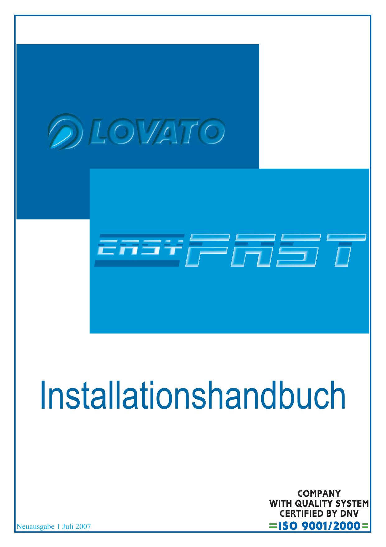 Installationshandbuch | manualzz.com