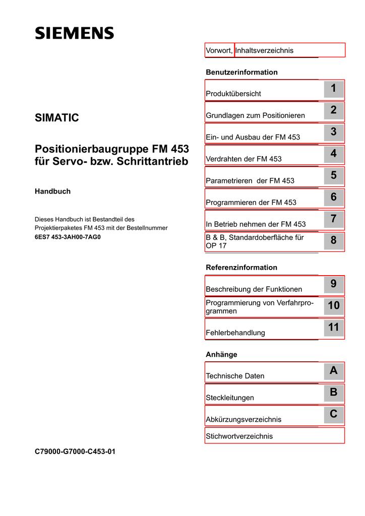 Ein- und Ausbauen der FM 453 | manualzz.com