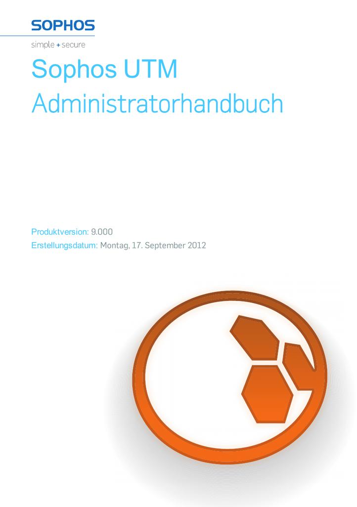 Astaro Security Gateway | manualzz.com