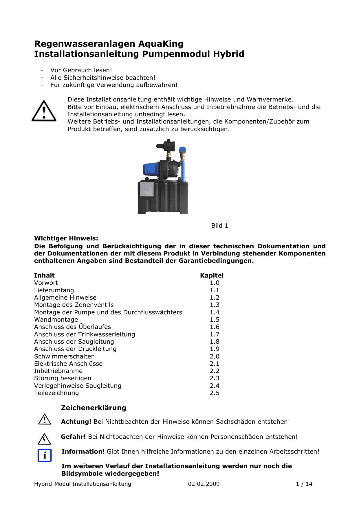 Einbauanleitung und Gerätebeschreibung als PDF - koops | manualzz.com