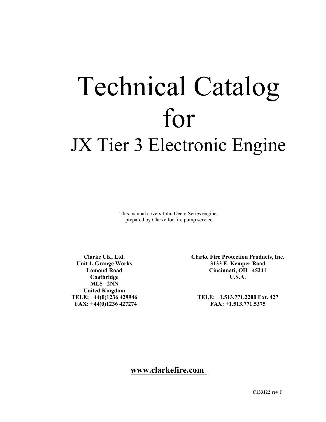 Technical Catalog for | manualzz.com