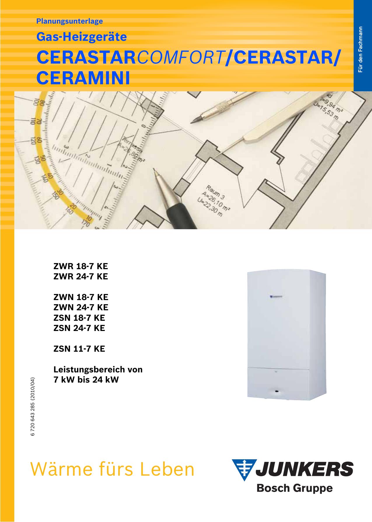 Unterlagen zur Planung - ImmoTec-Shop   manualzz.com