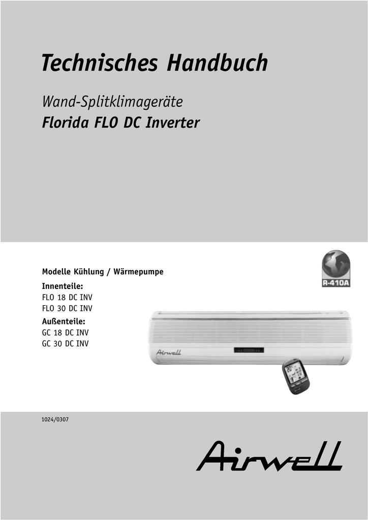 Technisches Handbuch FLO 18_30 DC INV | manualzz.com