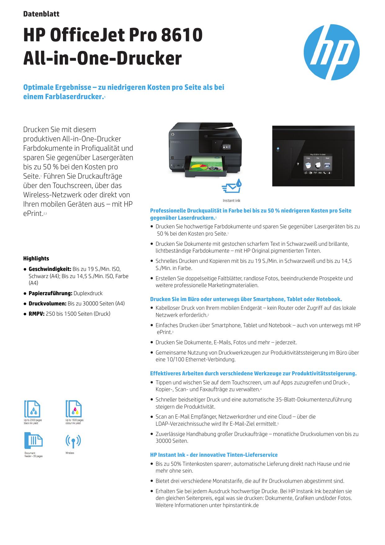 Beste Farblaser Vs Tintenstrahlkosten Pro Seite Ideen - Druckbare ...