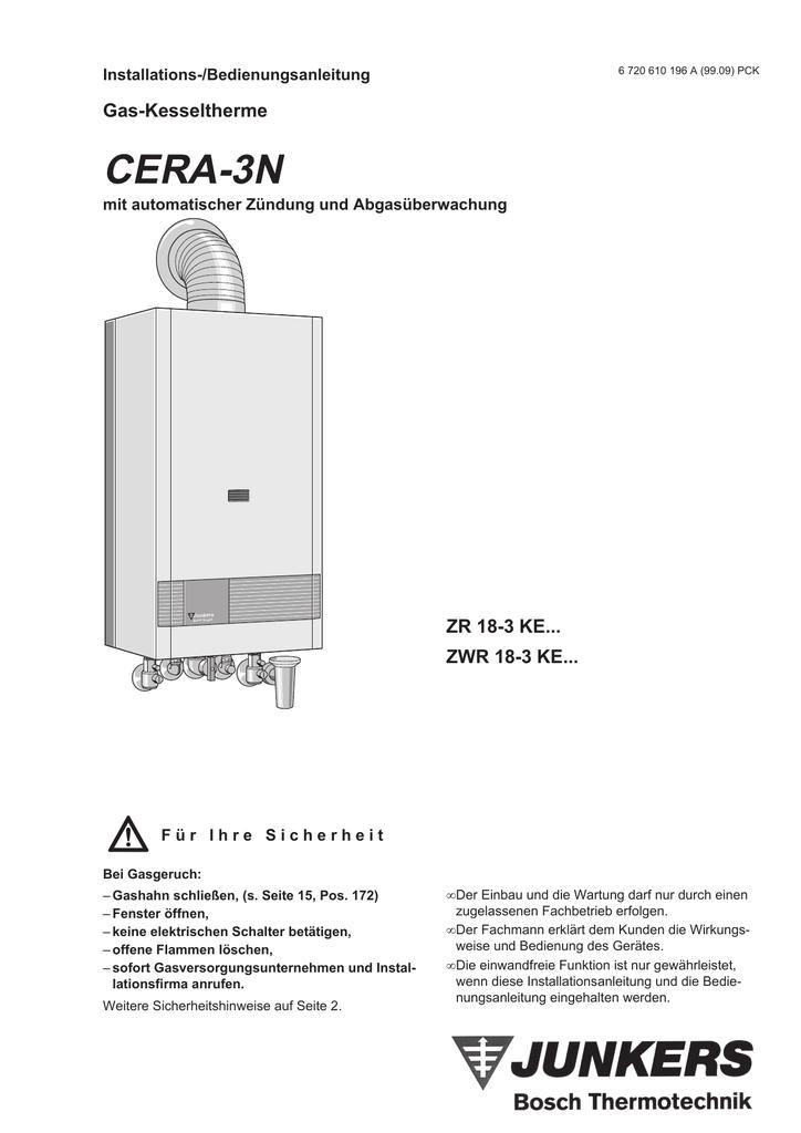 junkers therme fehlermeldung a9 eckventil waschmaschine. Black Bedroom Furniture Sets. Home Design Ideas